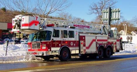 Mafirefighters Com Worcester Massachusetts Fire